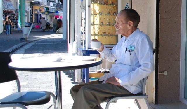 W Meksyku delektowanie się popołudniową kawą w pobliskiej cukierni jest naturalne
