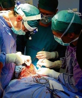 Liczba przeszczepów z każdym rokiem wzrasta FOT. PAWEŁ MIECZNIK