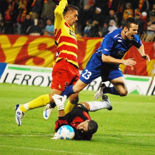 Jaga przegrała 0:2 z Wisłą