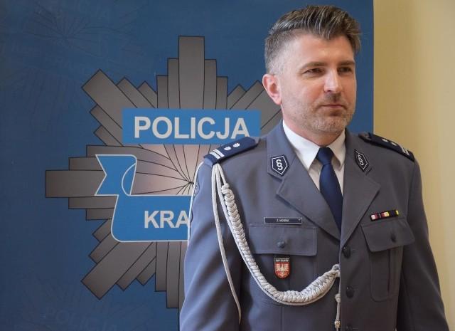 Komendant Miejski Policji w Krakowie