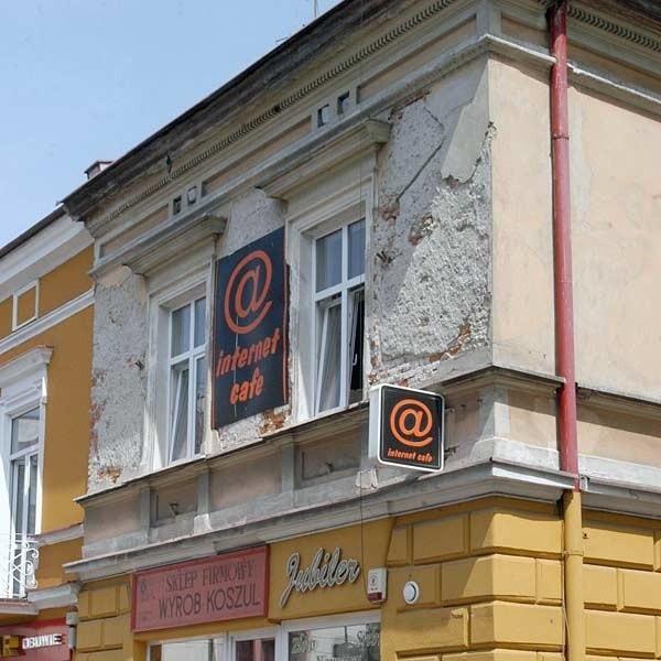 Kamienica przy Grunwaldzkiej 10 znalazła się na liście władz miasta.