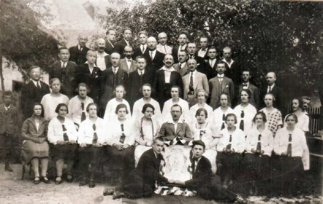 Lutnia w 1920 roku, Towarzystwo Śpiewacze Lutnia ma już 100 lat!
