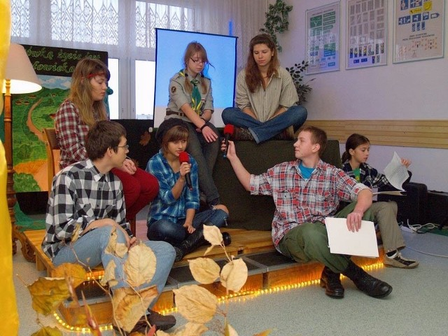 Tradycyjnie już w Gimnazjum nr 9 w Koszalinie są organizowane Dni Polonistyczne.
