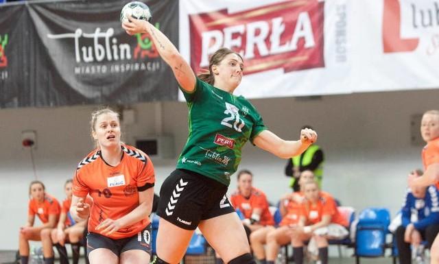 Joanna Drabik przez pięć sezonów reprezentowała barwy MKS Perła Lublin, a teraz zagra w Zagłębiu Lubin, ekipie odwiecznych rywalek biało-zielonych