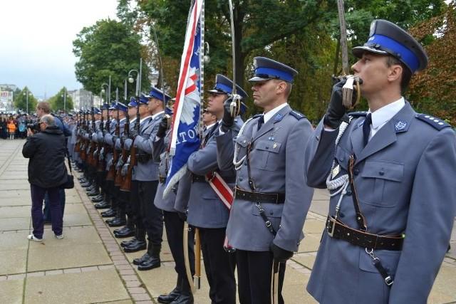 Pielgrzymka Policji na Jasną Górę