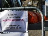 Nowe ogniska koronawirusa m.in. w szpitalu MSWiA w Rzeszowie [20.10]