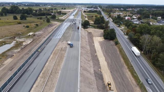Liczący 9,7 km odcinek połączy obwodnicę Bydgoszczy z Szubinem.