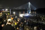 Warszawa: Tłumy na bulwarach i w ogródkach restauracyjnych. Tak warszawiacy świętowali luzowanie obostrzeń