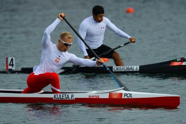 Kanadyjkarz Piotr Kuleta regularnie osiąga świetne wyniki na najważniejszych imprezach w tym roku.