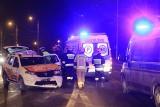 Strzelanina i obława we Wrocławiu. Są ranni, wśród nich policjant (ZDJĘCIA)