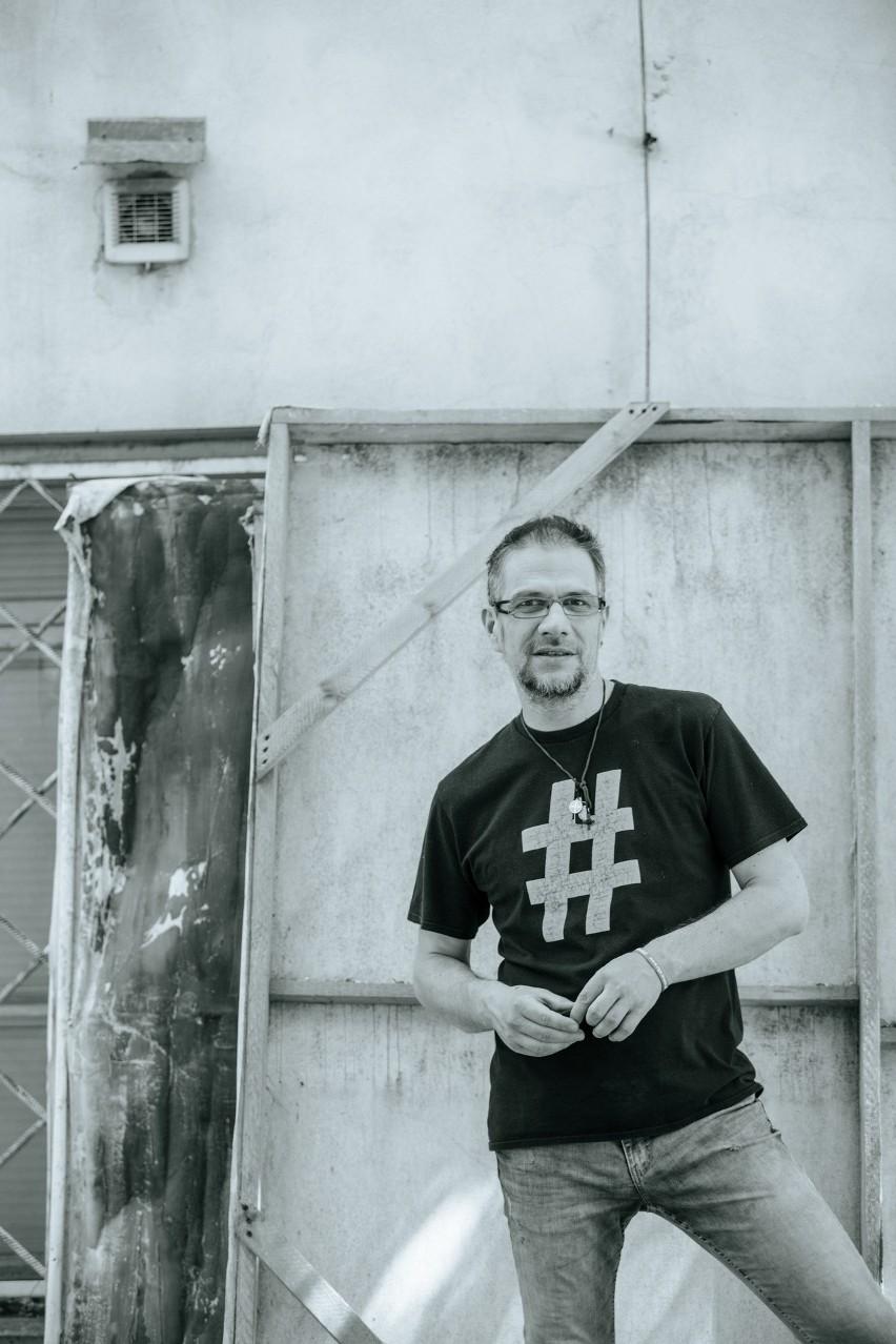 Na zdjęciu Marcin Korczyc