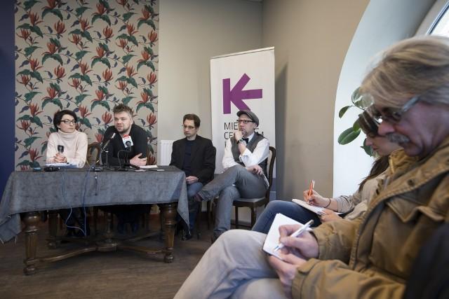 Wczoraj podczas konferencji prasowej Piotr Drozdowski i Adam Gajewski z MCK, Ewa Czerska z Okręgowej Rady Adwokackiej i Karol Łyjak z Muzeum Mydła przedstawili program sobotnich obchodów powrotu Bydgoszczy do Macierzy