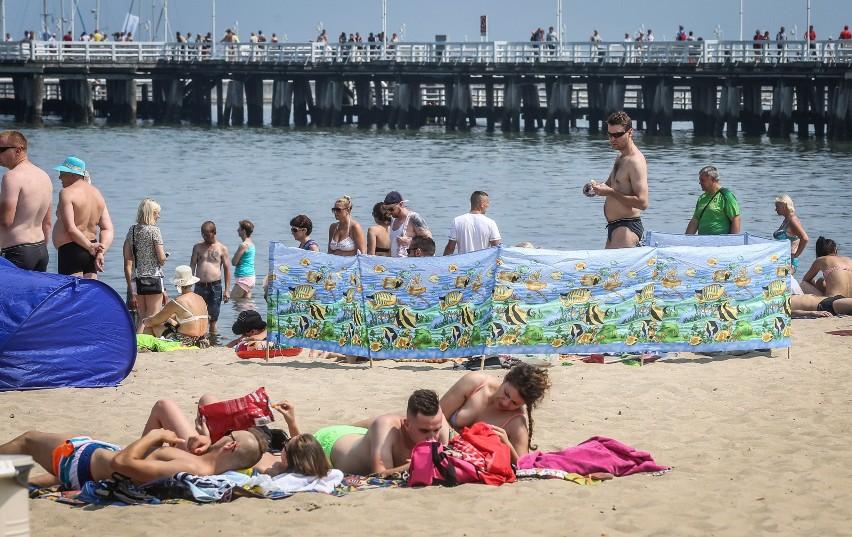 Serwis Travelist przyjrzał się polskim plażom - od...