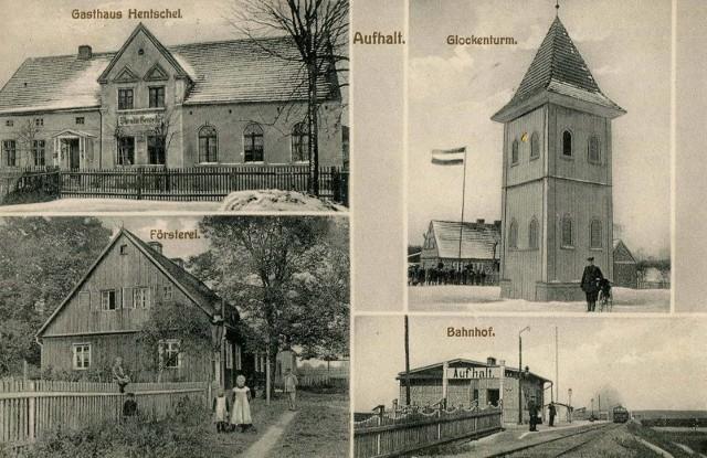 Widoki z początku XX wieku