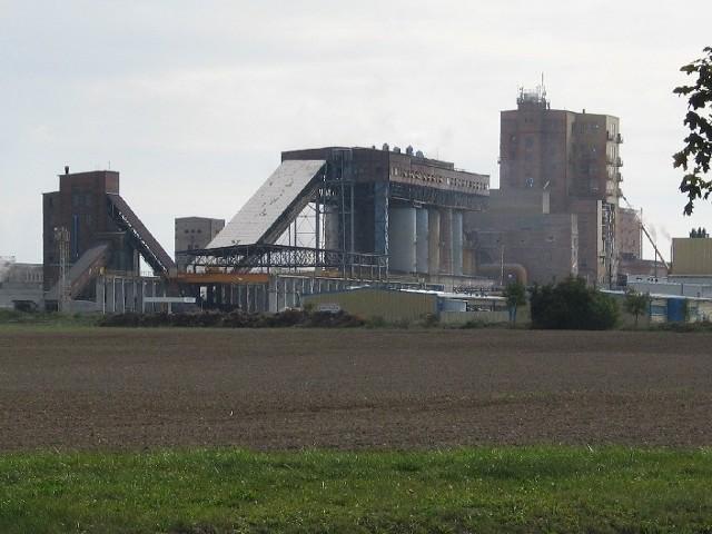 Zakłady sodowe w Janikowie wchodzące w skład Soda Polska Ciech SA