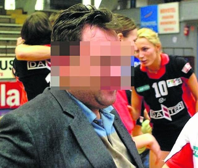 Dariusz K. dekadę temu sponsorował siatkarki z zespołu Danter AZS AWF Poznań. Dziś już nie działa w sporcie