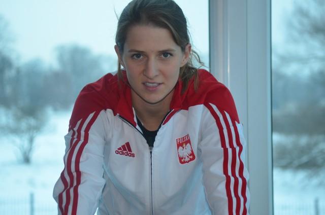 Reprezentacja Polski z Olgą Michałkiewicz w składzie wywalczyła złoty medal oraz ustanowiła nowy rekord świata.