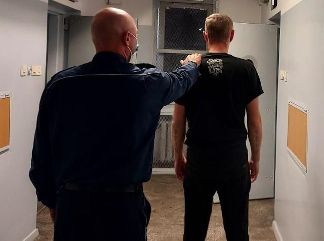 Wieluń. 36-latek zatrzymany za przywłaszczenie pieniędzy