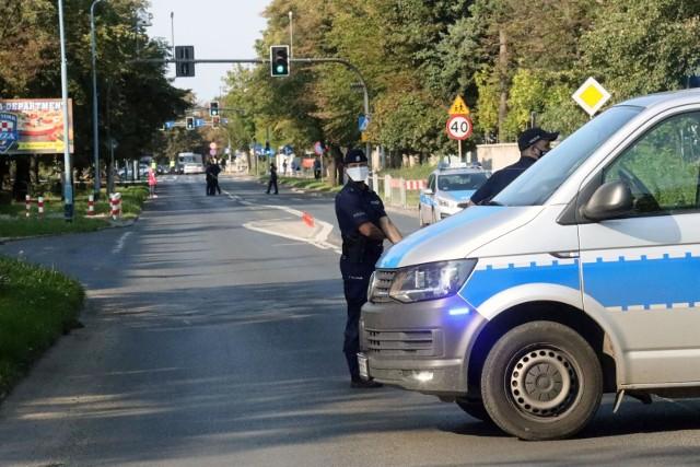 Dalszą jazdę mieszkańcowi gminy Książki udaremnili policjanci z Wąbrzeźna