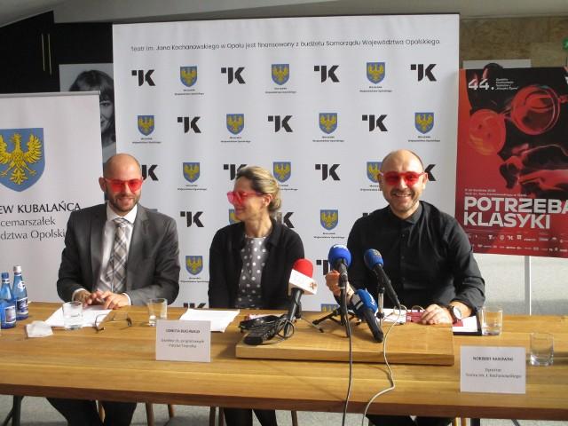 Od 9 do 14 kwietnia w Teatrze Kochanowskiego w Opolu po raz kolejny spotkają się najciekawsze inscenizacje klasycznej literatury polskiej.