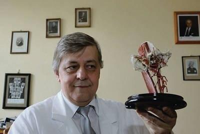 Prof. dr hab. Jacek Składzień, kierownik Kliniki Otolaryngologii UJ CM Fot. Anna Kaczmarz