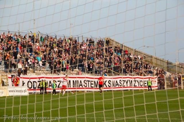 Od czwartku można nabywać wejściówki na mecz Łódzkiego Klubu Sportowego z Wartą Działoszyn