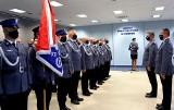 Święto Policji w Staszowie. 43 funkcjonariuszy dostało awanse! [ZDJĘCIA]