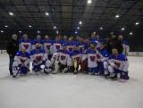 Srebro dla hokeistów TMH Polonii Bytom w Śląskiej Amatorskiej Lidze Hokeja