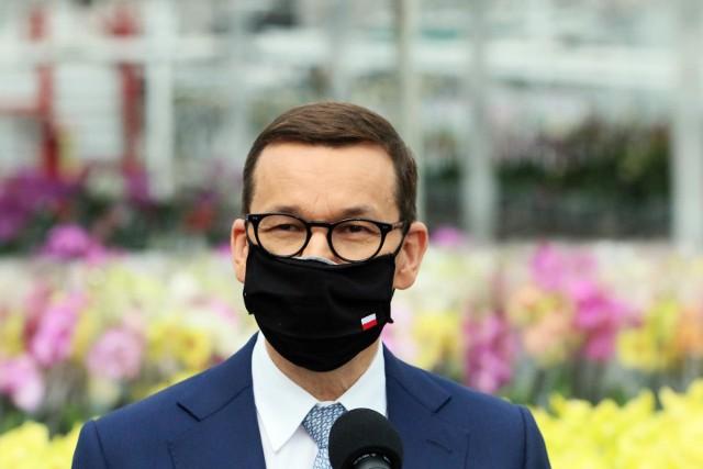W poniedziałek wieczorem zorganizowano Q&A z premierem Mateuszem Morawieckim.