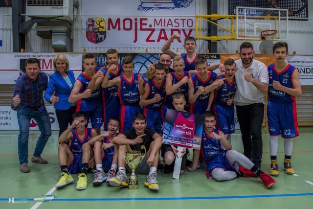 W Żarach odbył się półfinał mistrzostw Polski w koszykówce młodzików. Do wielkiego finału awansowała miejscowa drużyna BC Swiss Krono Żary i UKS Ósemka Basket Wejherowo.