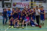 Żary. Ogromny sukces koszykarzy BC Swiss Krono. Młodzicy awansowali do finału mistrzostw Polski [zdjęcia]