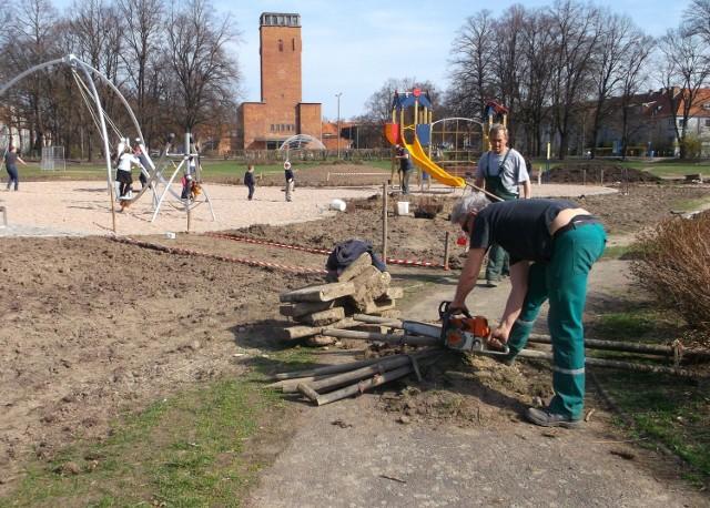 Prace między Partyzantów a Kosynierów Gdyńskich