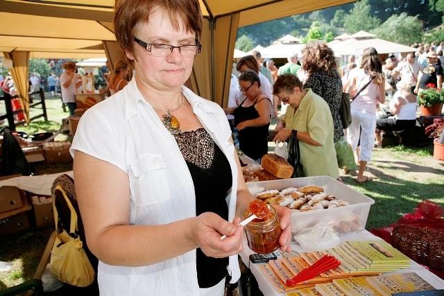 Cykata (kandyzowane wiórki jesiennej marchwi) Grażyny Gawineckiej z Narkowa jest ważnym odkryciem Festiwalu Smaku w Grucznie. Dawniej używano cykaty do wypieków, zamiast bakalii
