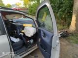 Śmiertelny wypadek w Warczu, w gminie Trąbki Wielkie. 11.08.2020 r. Samochód uderzył w drzewo