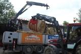 Pomoc dla Łapanowa. Mieszkańcy sąsiednich gmin i powiatów licznie wsparli powodzian