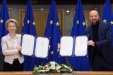 Bye bye Britain czyli ostatni akt horroru pod hasłem brexit za nami. Umowa o handlu i współpracy między UE a UK podpisana rzutem na taśmę
