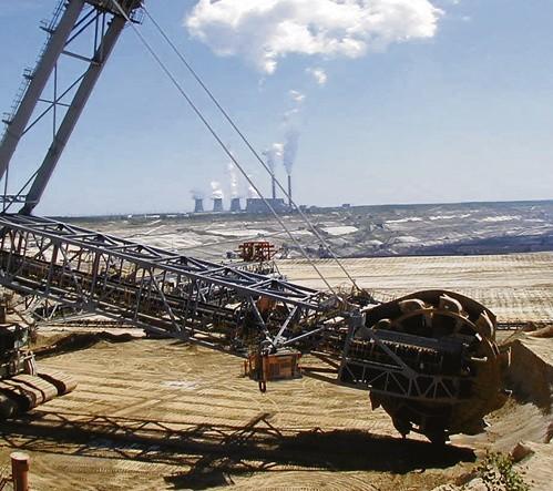 W bełchatowskiej kopalni pracuje 7,6 tys. osób