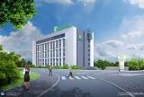 Hotel Holiday Inn w Dąbrowie Górniczej. W lipcu rusza budowa hotelu [WIZUALIZACJE]