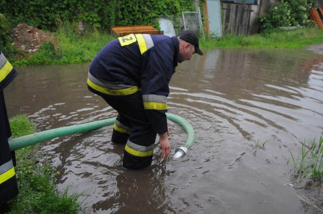 Burze wyrządziły duże szkody w gminie Kórnik.