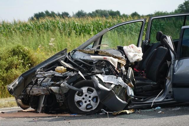W czwartek po południu doszło do poważnego wypadku na obwodnicy Murowanej Gośliny, na wysokości Przebędowa