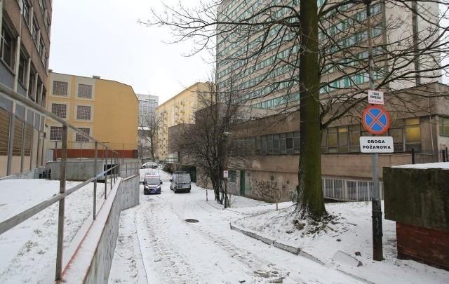 Łodzianka rzuciła się z okna hotelu Światowit