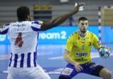 Branko Vujović z Łomża Vive Kielce rzucił 6 bramek wicemistrzom świata