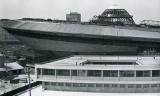 Katowicki Spodek kończy 50 lat. Było tu największe kino na Śląsku, salon gier, tu przemawiał Fidel Castro. Do dziś to ikona architektury
