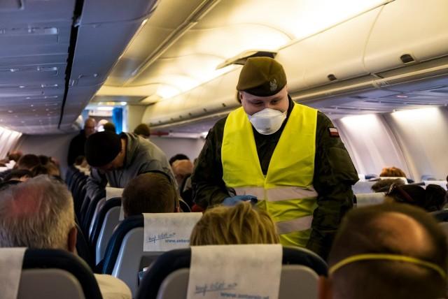 Poznańska lekarka wróciła do kraju z Indii 20 marca. Jeszcze w samolocie została pouczona, że gdyby źle się poczuła, ma zgłosić to do sanepidu.