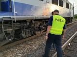 Czyżew-Ruś-Kolonia. Tragedia na przejeździe! Pociąg potrącił młodych ludzi. Zginęły dwie osoby [09.09.2019]