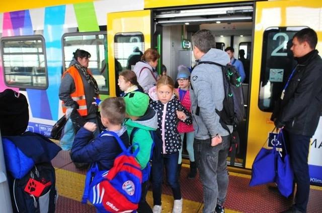Bon turystyczny  jest ważny do końca marca 2022 roku. Można nim także zapłacić np. za wycieczkę szkolną.