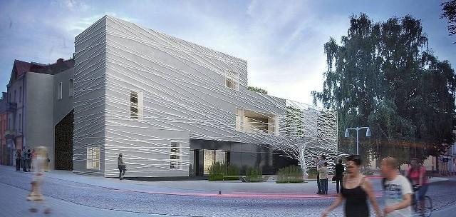 Wizualizacje Tera GroupTak prezentować się będzie budynek, który powstanie w miejscu gdzie mieściło się Biuro Wystaw Artystycznych w Kielcach. Budowa ruszy za miesiąc, a zakończyć się ma jesienią 2014 roku.