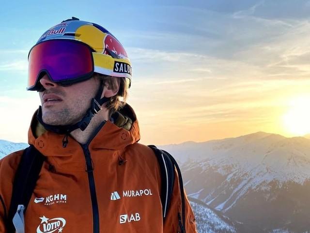 Andrzej Bargiel ciągle ma nowe pomysły na dokonywanie niesamowitych wyczynów w górach