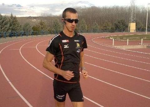 Grzegorz Sudoł zajął trzecie miejsce w chodzie na dystansie 5000 metrów w Reims.