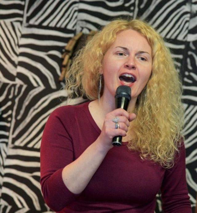 Beata Just, szefowa białostockiej Akademii Rock'n'Roll'a